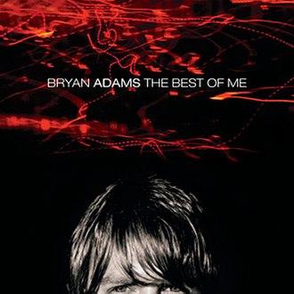 The Best of Me (Bryan Adams album) - Image: Bryan adams best of me