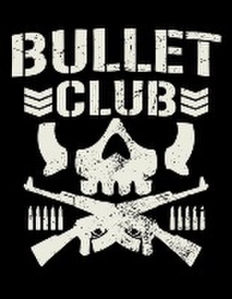 "Bullet Club - The logo of Bullet Club, featuring the ""Bone Soldier"""