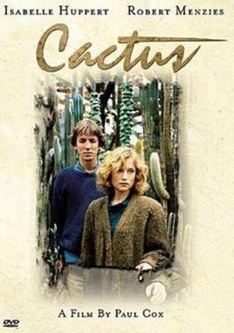 Cactus (1986 film) - Film poster