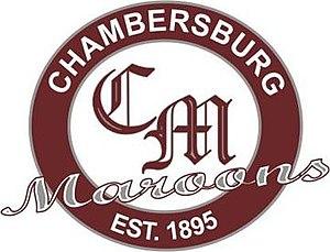 Chambersburg Maroons - Image: Chambersburg Maroons logo