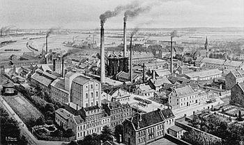 chemische fabrik kalk