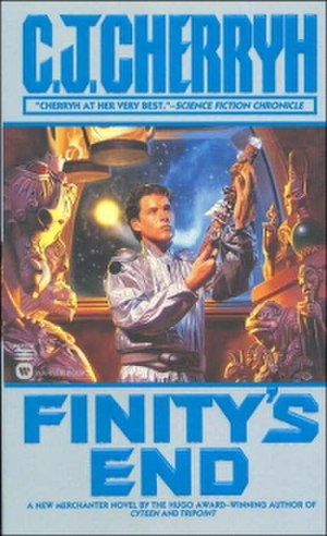 Finity's End - Finity's End  cover