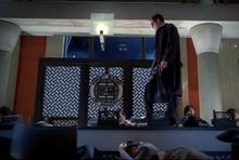 b5688740de97 Chuck Versus the First Bank of Evil - Chuck robs the First Bank of Macau.