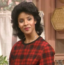Cosby Show character Clair Huxtable as portrayed by actress Phylicia Rashad.
