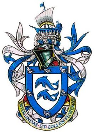 Brighton and Hove City Council - Image: Coat of arms of Brighton and Hove City Council