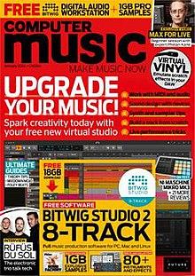 Computer Music (magazine) - Wikipedia