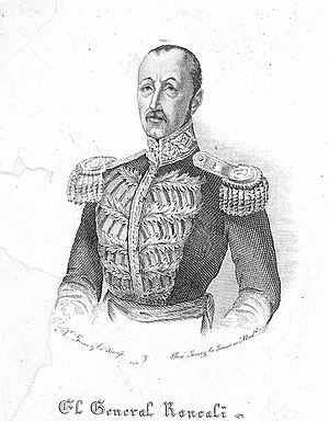 Federico de Roncali, 1st Count of Alcoy - The Count of Alcoy