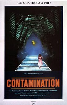 Px Contamination Film Poster on Film Production Companies