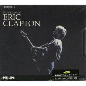 The Cream of Eric Clapton - Image: Cream of eric clapton