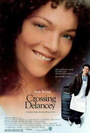 Crossing Delancey - Theatrical release poster