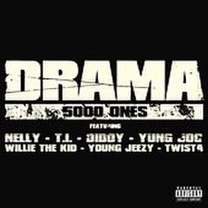 5000 Ones - Image: DJ Drama 5000 Ones