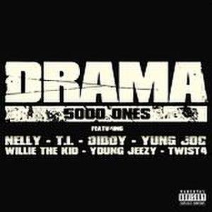 5000 Ones - Image: DJ Drama 5000 Ones