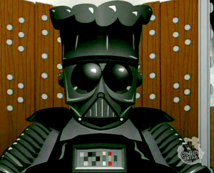 "Chef (South Park) - ""Darth"" Chef"