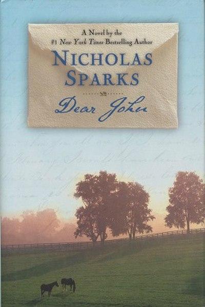 Picture of a book: Dear John