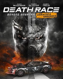 <i>Death Race: Beyond Anarchy</i> 2018 American film directed by Don Michael Paul