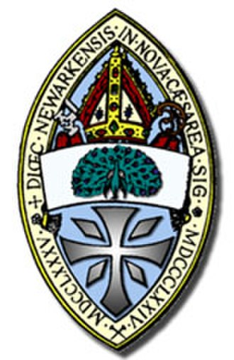 Episcopal Diocese of Newark - Image: Diocese of Newark seal
