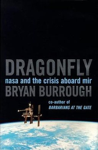 Dragonfly: NASA and the Crisis Aboard Mir - Image: Dragonfly nasa book cover