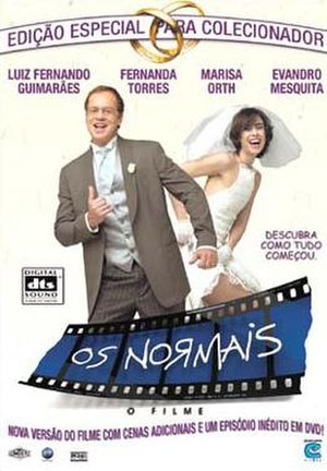 So Normal - DVD Cover
