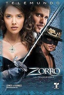 <i>El Zorro, la espada y la rosa</i> television series
