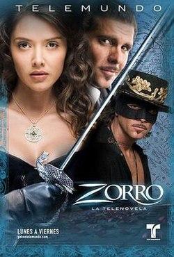 El Zorro, la espada y la rosa - Wikipedia