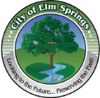 Official seal of Elm Springs, Arkansas
