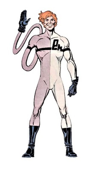 Elongated Man - Art by Carmine Infantino