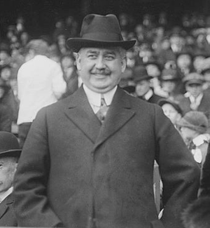 Richard Enright - Enright in 1918