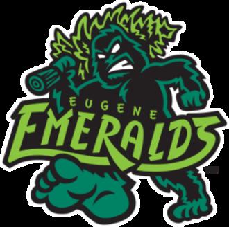 Eugene Emeralds - Image: Eugene Emeralds