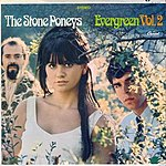 The cover of the Stone Poneys' 1967 LP, Evergreen, Volume 2.