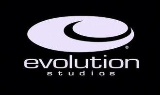 Evolution Studios - Image: Evolution Logo