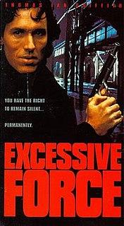 <i>Excessive Force</i> (film)