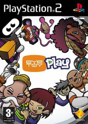 EyeToy: Play - Image: Eye Toy Play