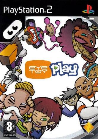 EyeToy: Play - Image: Eye Toy Play