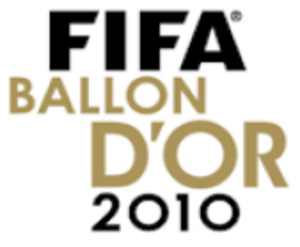 2010 FIFA Ballon d'Or - Image: FIFA Ballon d'Or 2010
