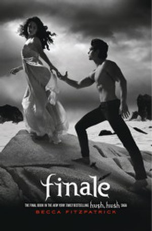 Hush, Hush (series) - Cover for the final book, Finale