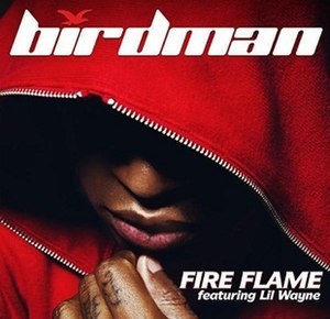 Fire Flame - Image: Fireflame Birdman cover