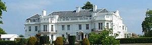 Cadet Training Centre, Frimley Park - Frimley Manor, Main Building of CTC Frimley Park