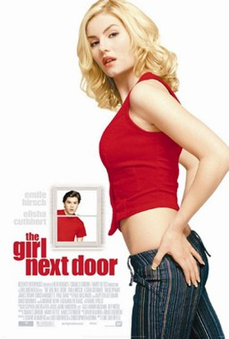 The Girl Next Door (2004 film) - Image: Girl Next Door movie