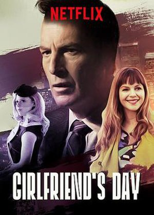 Girlfriend's Day - Official poster