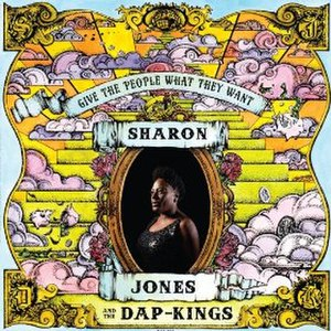 Give the People What They Want (Sharon Jones & the Dap-Kings album) - Image: Givethe People What They Want