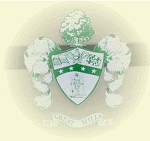 Great Mills High School - Seal of Great Mills High School(Trademark of Great Mills High School)