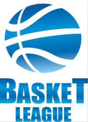 Greek Basket League - Image: Greek Basket League Logo