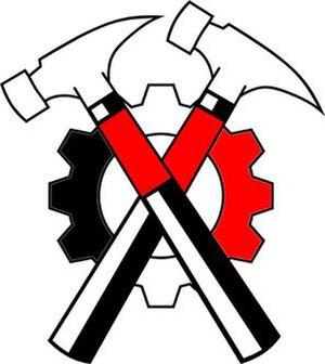 Hammerskins - Image: Hammerskin Nation logo