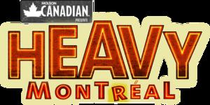 Heavy Montréal - Heavy MONTREAL logo