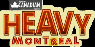 Heavy Montréal Annual heavy metal and hard rock festival