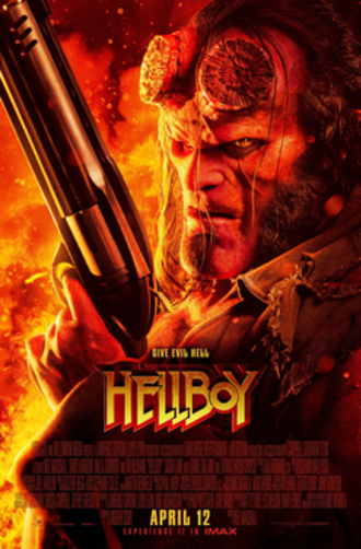 Hellboy (2019 film) - Theatrical release poster