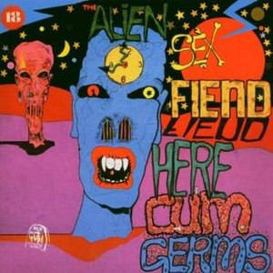 Here Cum Germs - Image: Here Cum Germs cover