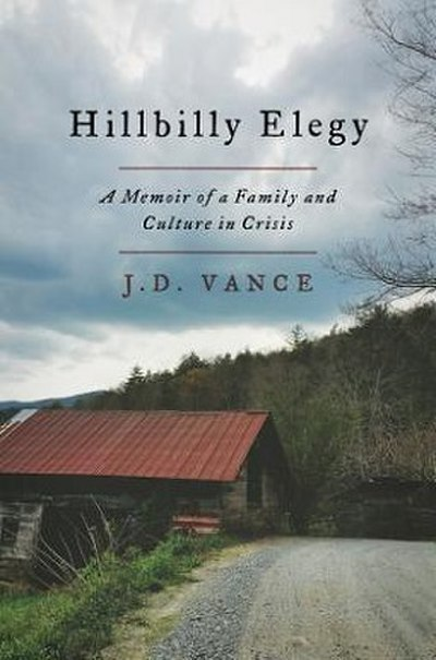 Picture of a book: Hillbilly Elegy