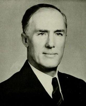 Howard Justus McGinnis - Meadows pictured in The Tecoan 1945, East Carolina yearbook