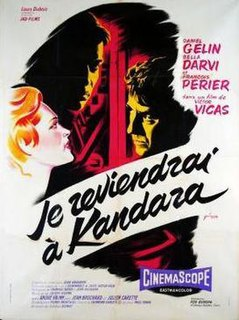 <i>Ill Get Back to Kandara</i> 1956 film by Victor Vicas